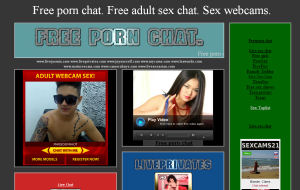 Free sexe chat